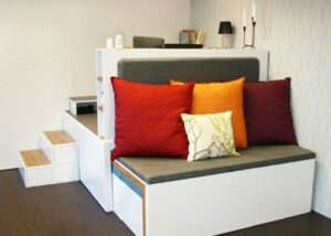 small spaces furniture